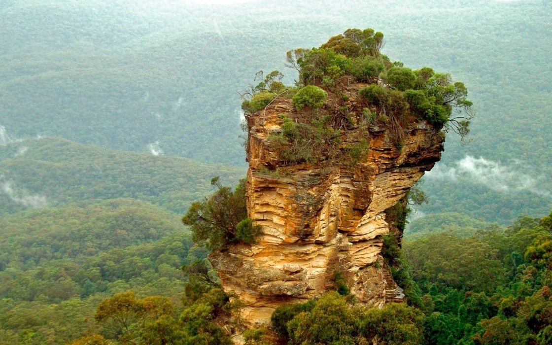 landscapes rock wallpaper