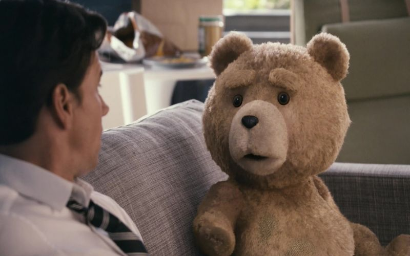 movies funny Mark Wahlberg teddy bears Ted wallpaper