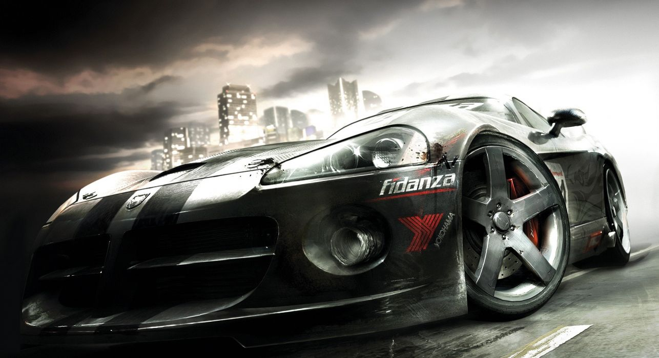 cars Need for Speed Dodge Viper games wallpaper