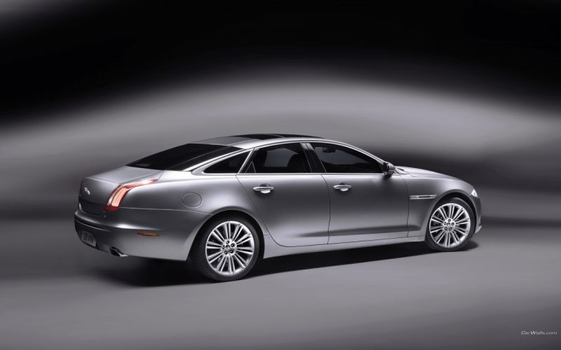 cars Jaguar XJ wallpaper