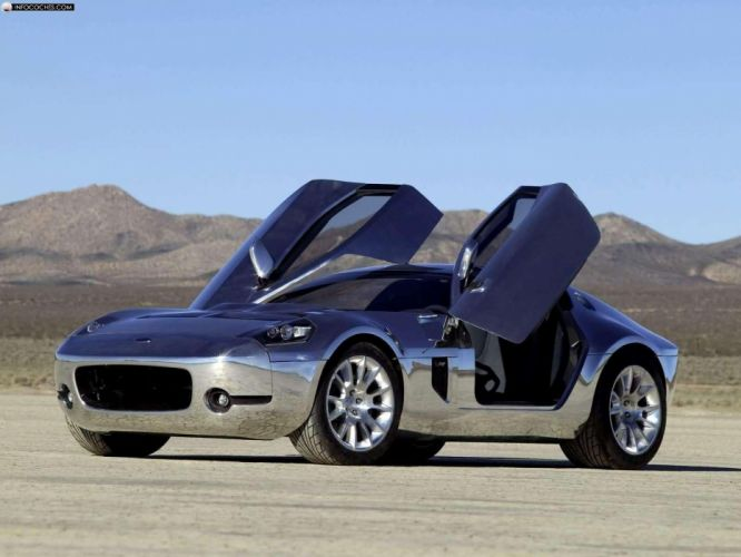 cars Ford concept art concept cars Ford Shelby Ford Shelby GR-1 wallpaper