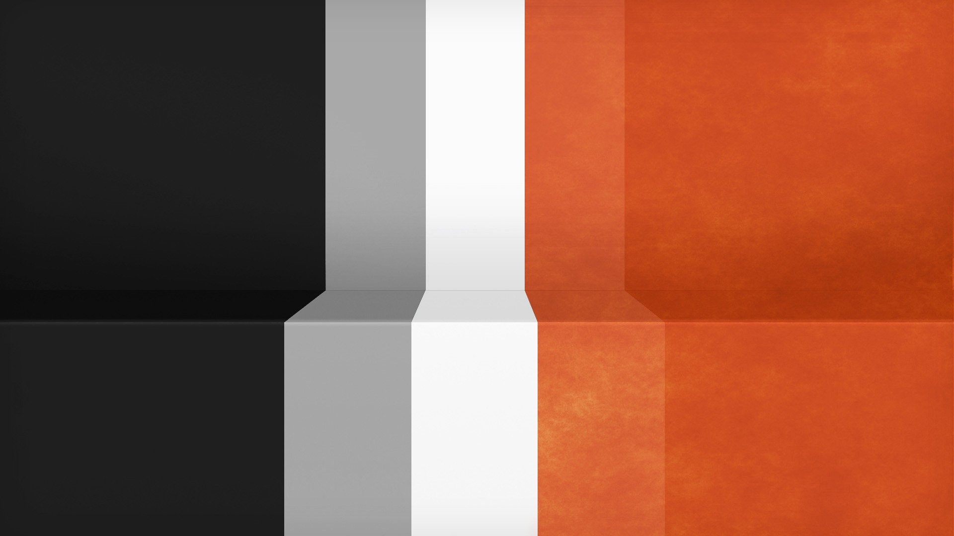 Abstract Black Minimalistic White Orange Gray Textures Lines Racing Lack Simple Stripes Shading Wallpaper 1920x1080 60230 Wallpaperup
