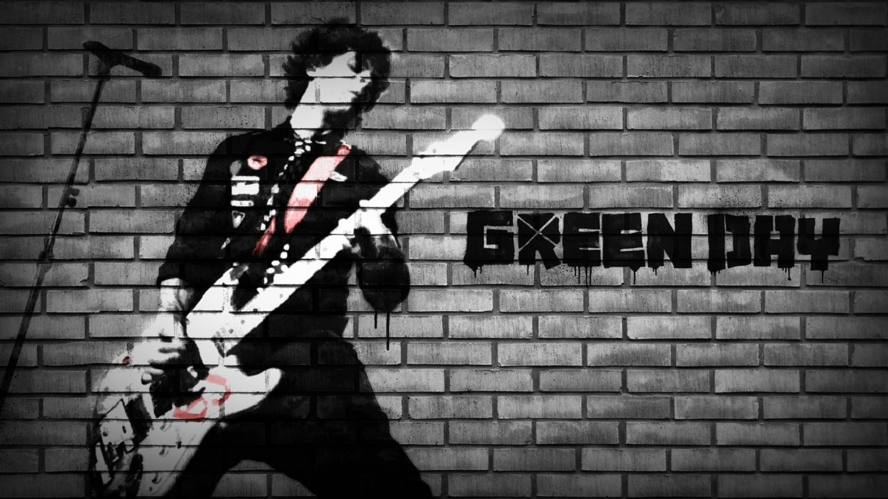 music Green Day wallpaper
