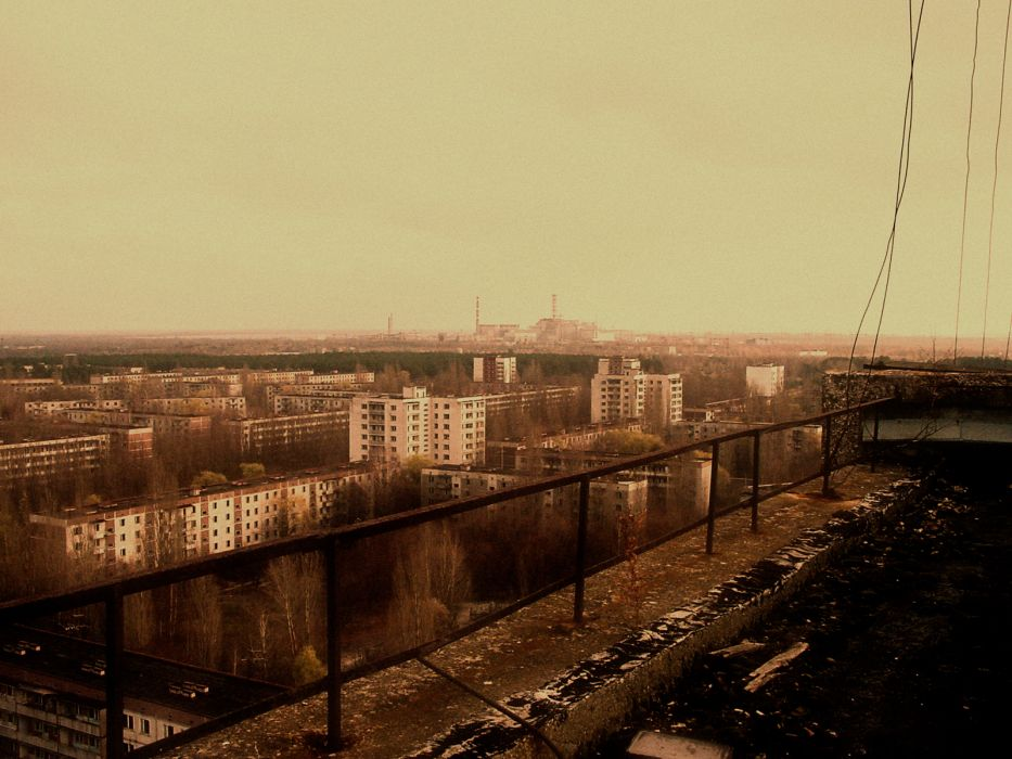 Pripyat Chernobyl wallpaper
