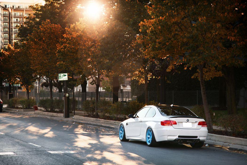 cars vehicles BMW M3 wallpaper