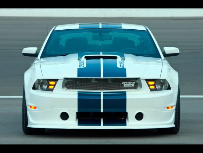 Shelby Mustang Ford Mustang GT wallpaper