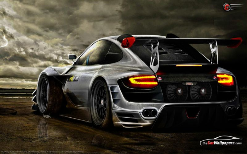 light Porsche cars sports cars Porsche 911 black cars Porsche 911 Carrera wallpaper