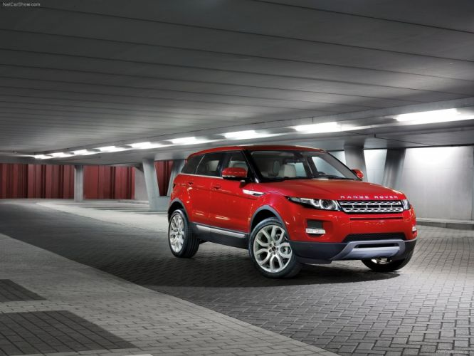 red cars Land Rover Range Rover Range Rover Evoque doors wallpaper