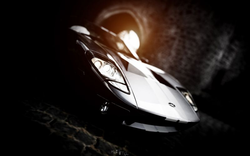 cars Ford GT races wallpaper