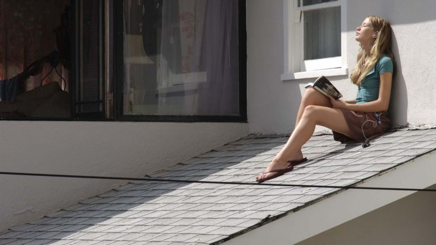 blondes women models teen reading wallpaper