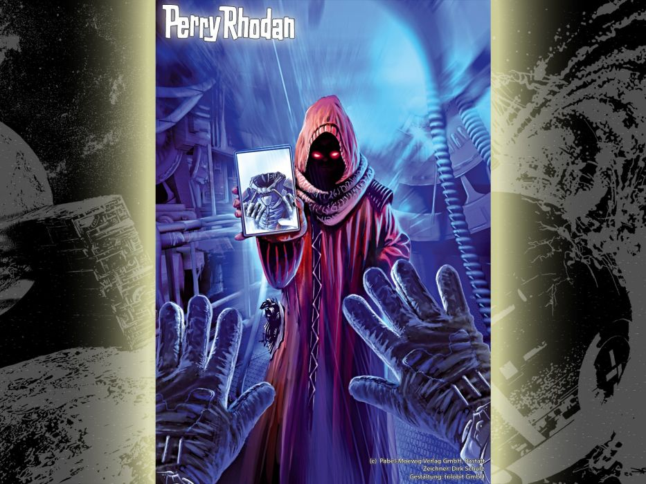 magazines Perry Rhodan science fiction magazine covers Jawas wallpaper