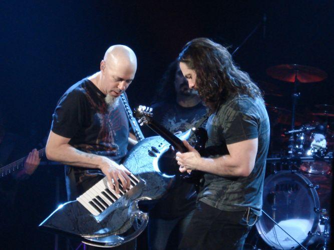music Dream Theater John Petrucci Jordan Rudess wallpaper