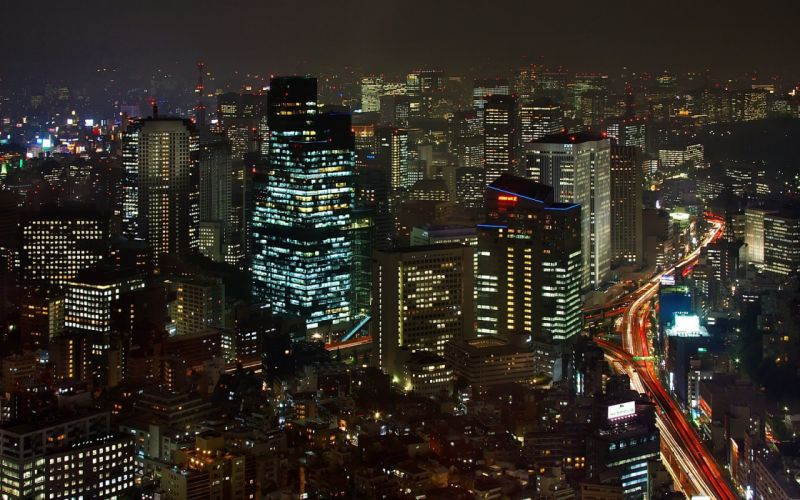 cityscapes buildings cities wallpaper