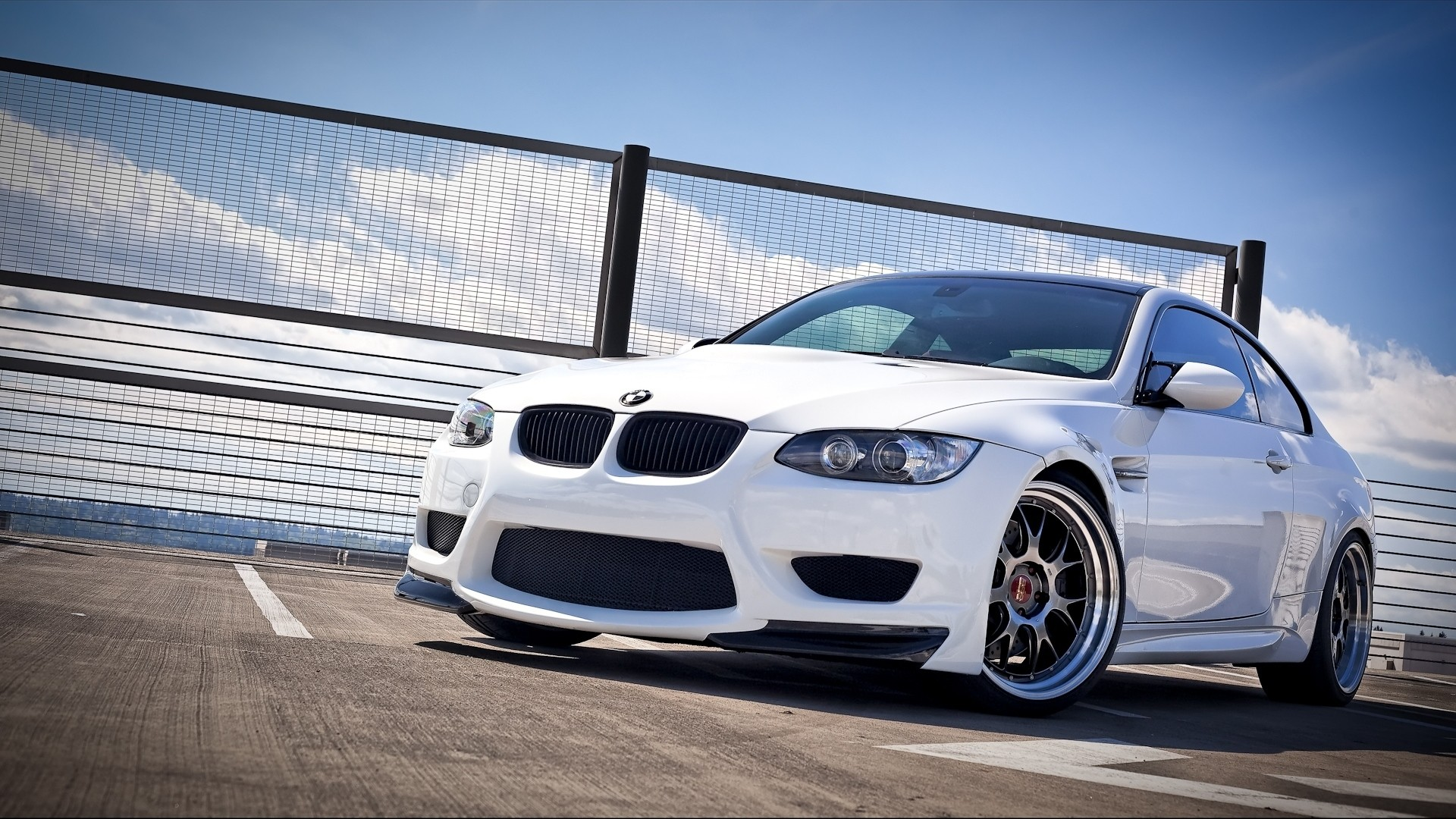 bmw wallpaper white image - photo #32