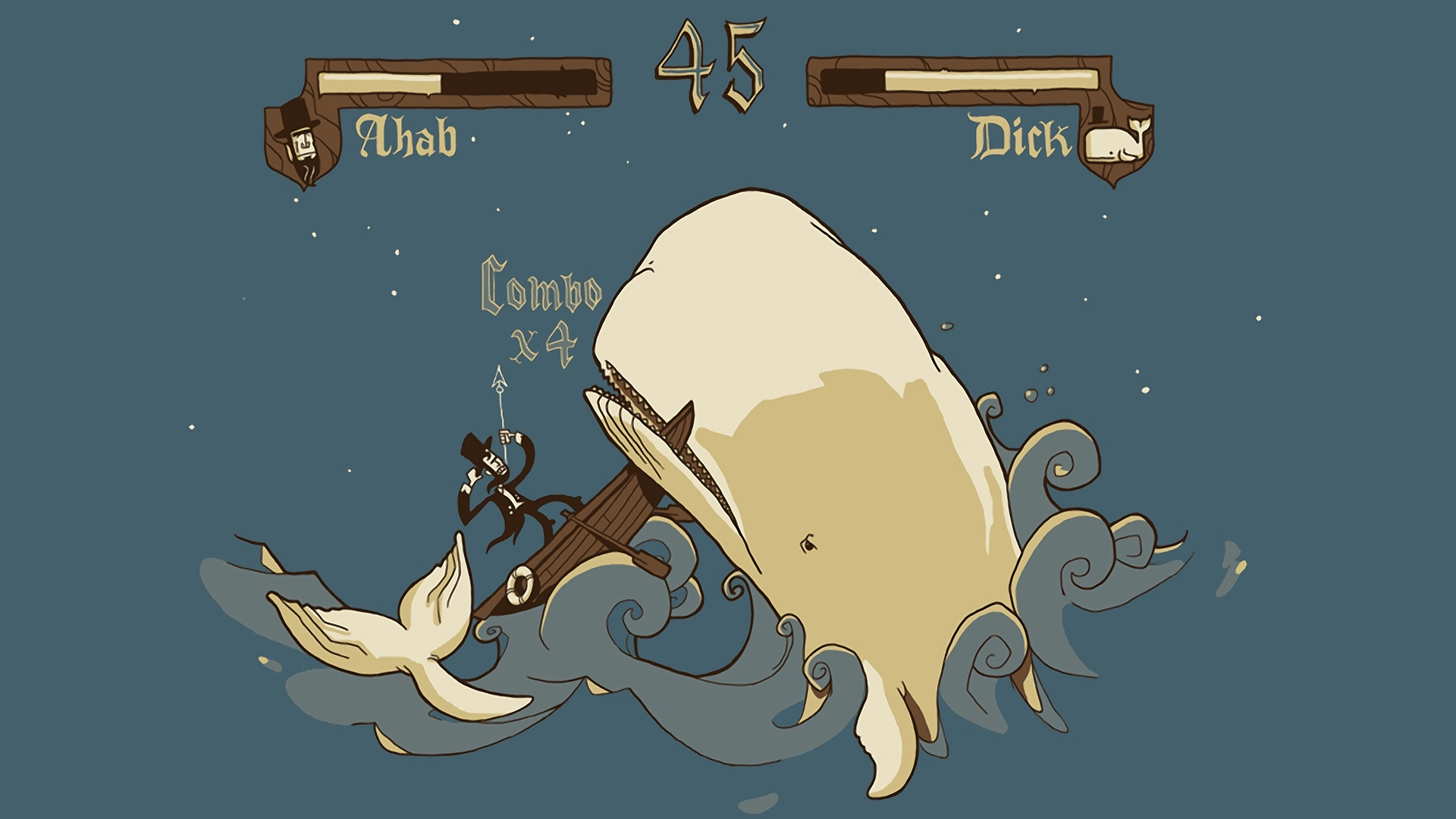 video games moby dick wallpaper 1920x1080 60939
