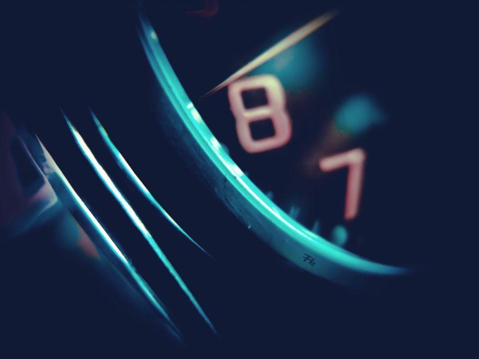 dark clocks time wallpaper