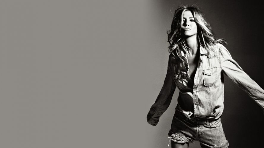 women Jennifer Aniston wallpaper