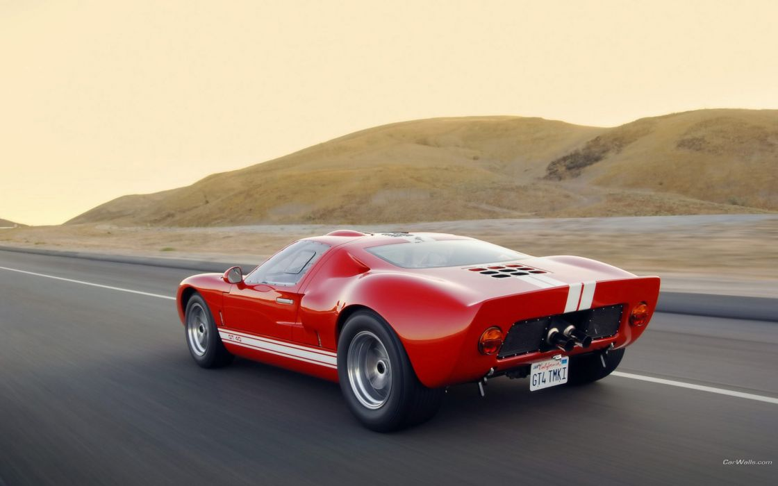 cars Ford GT Ford GT40 wallpaper