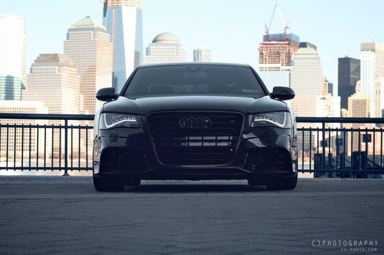 Audi A8 shoot wallpaper