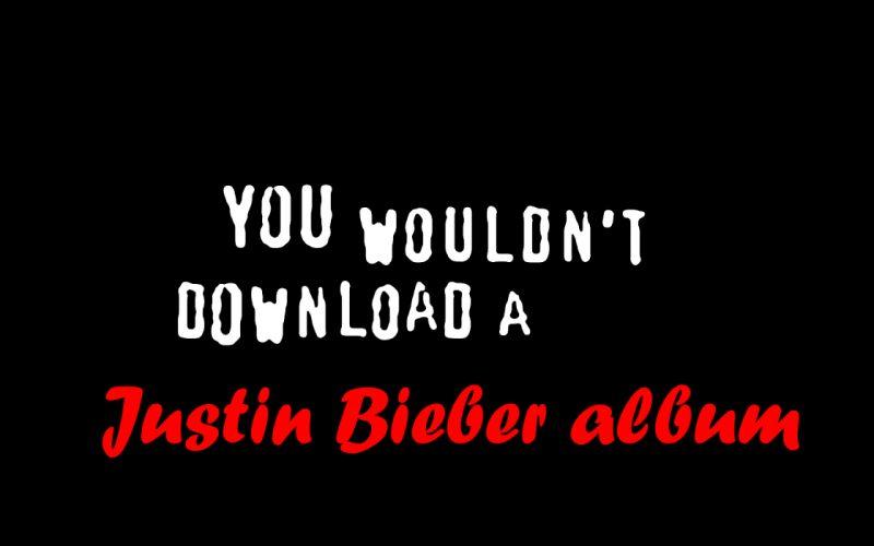 piracy Justin Bieber wallpaper