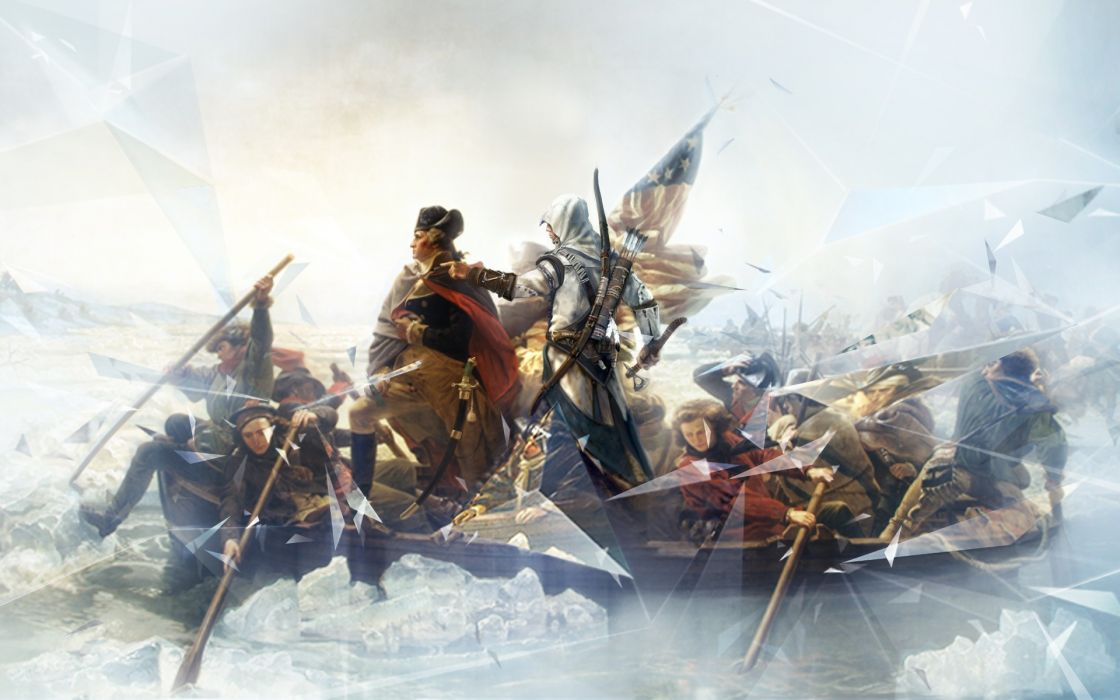 Video Games Assassins Creed 3 American Revolution Wallpaper