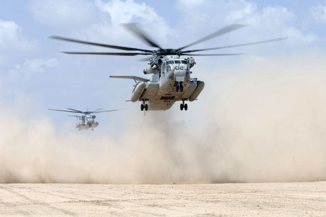 military helicopters desert pave low vehicles wallpaper