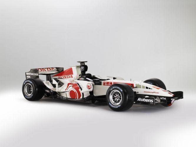 cars sports Formula One vehicles BAR Honda wallpaper