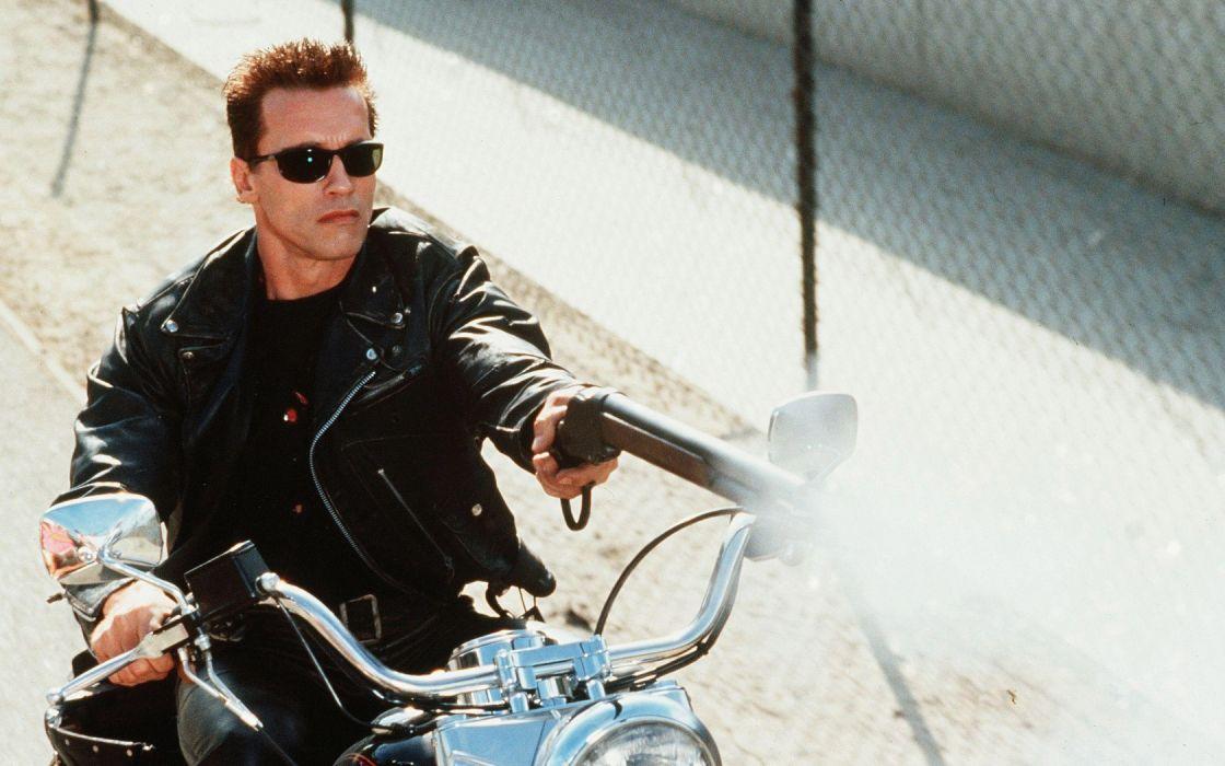 Terminator Arnold Schwarzenegger wallpaper
