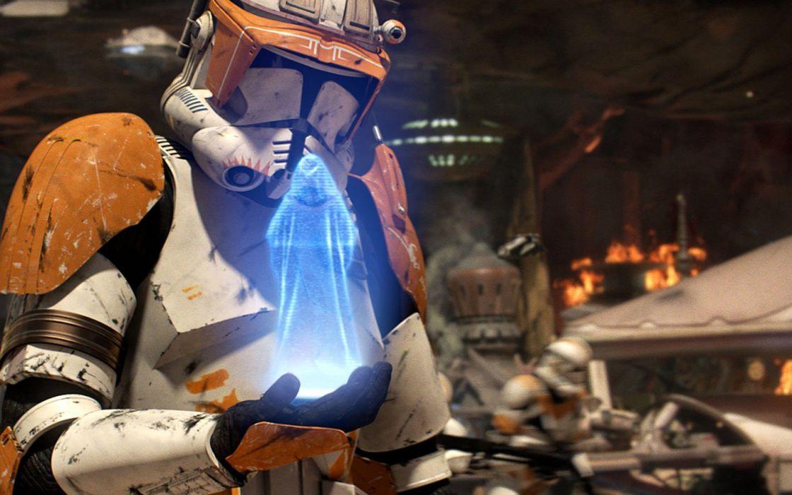 Star Wars Obi-Wan Kenobi Revenge of the Sith Commander Cody wallpaper
