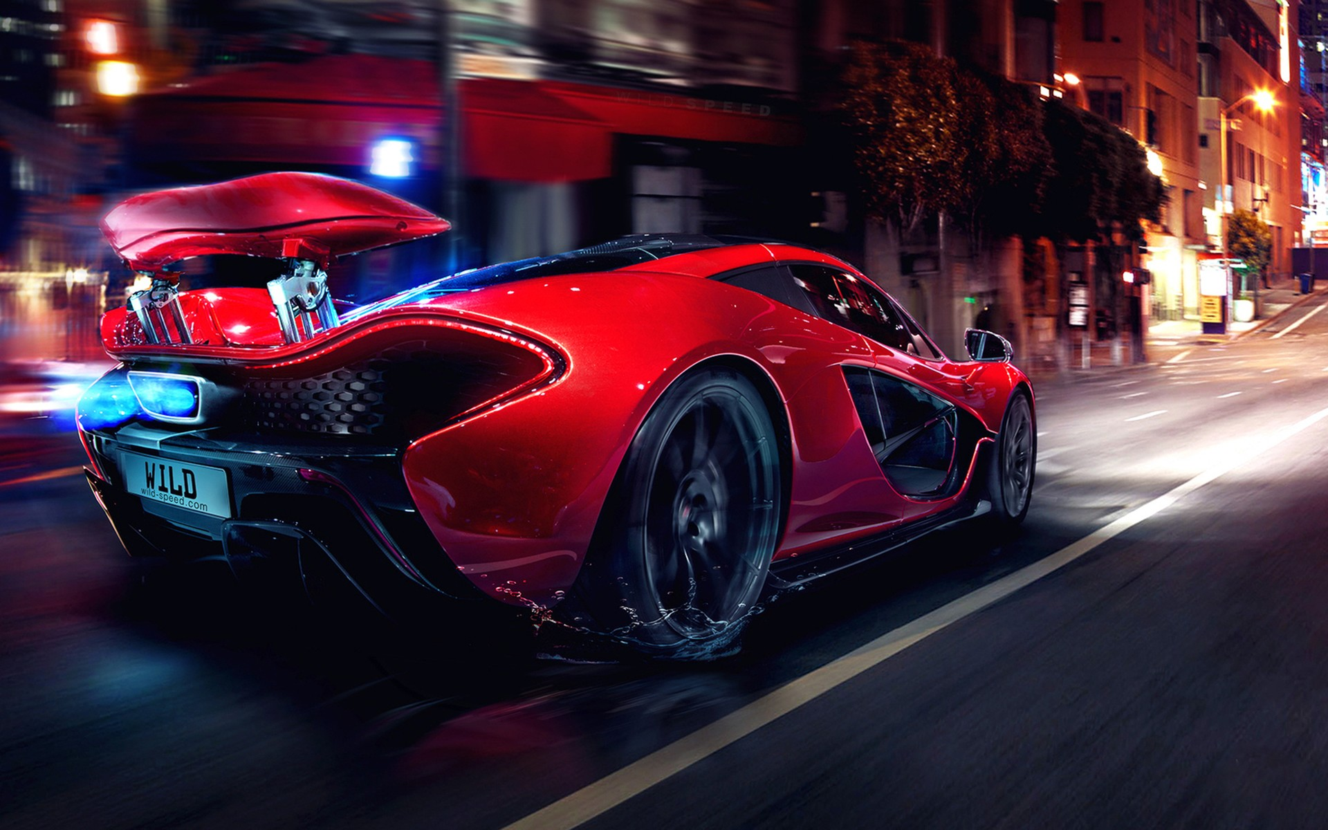 Streets Nitro Sports Cars Speed Wallpaper X - Sports cars 4k wallpapers