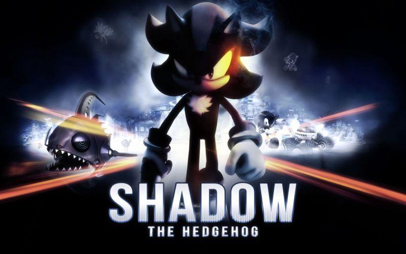 video games Battlefield 3 Sonic Shadow Hedgehog wallpaper