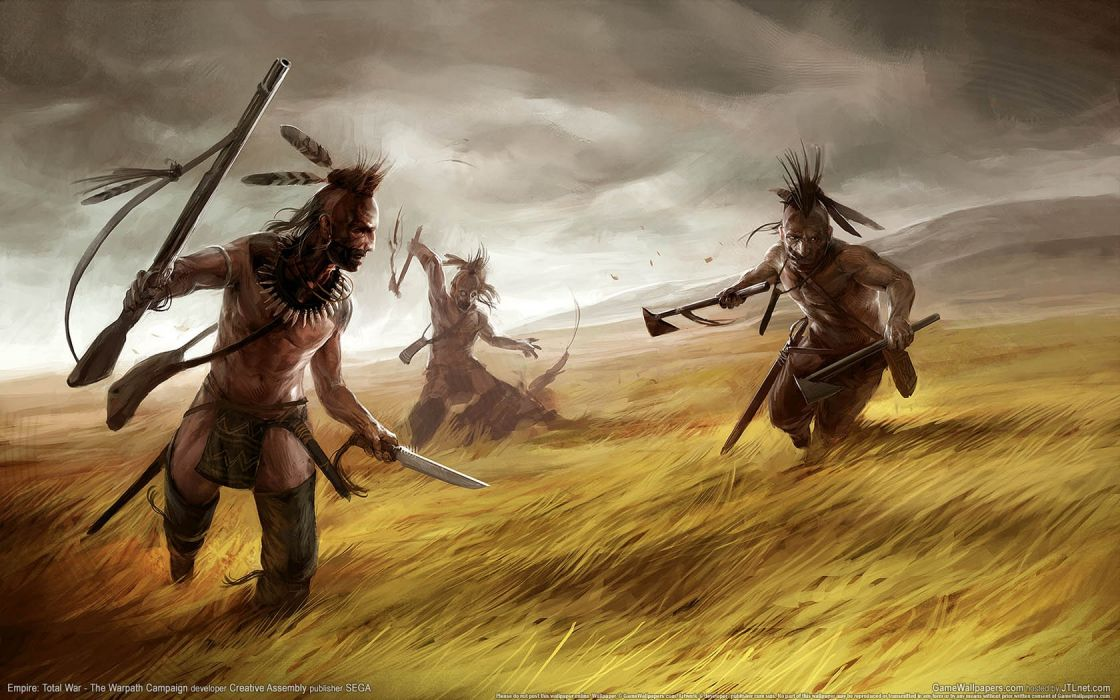 video games paint axes artwork wallpaper