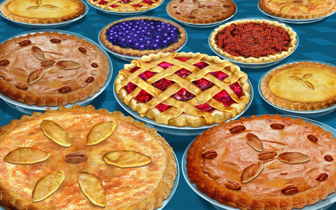 fruits food desserts pie apple pie pies wallpaper