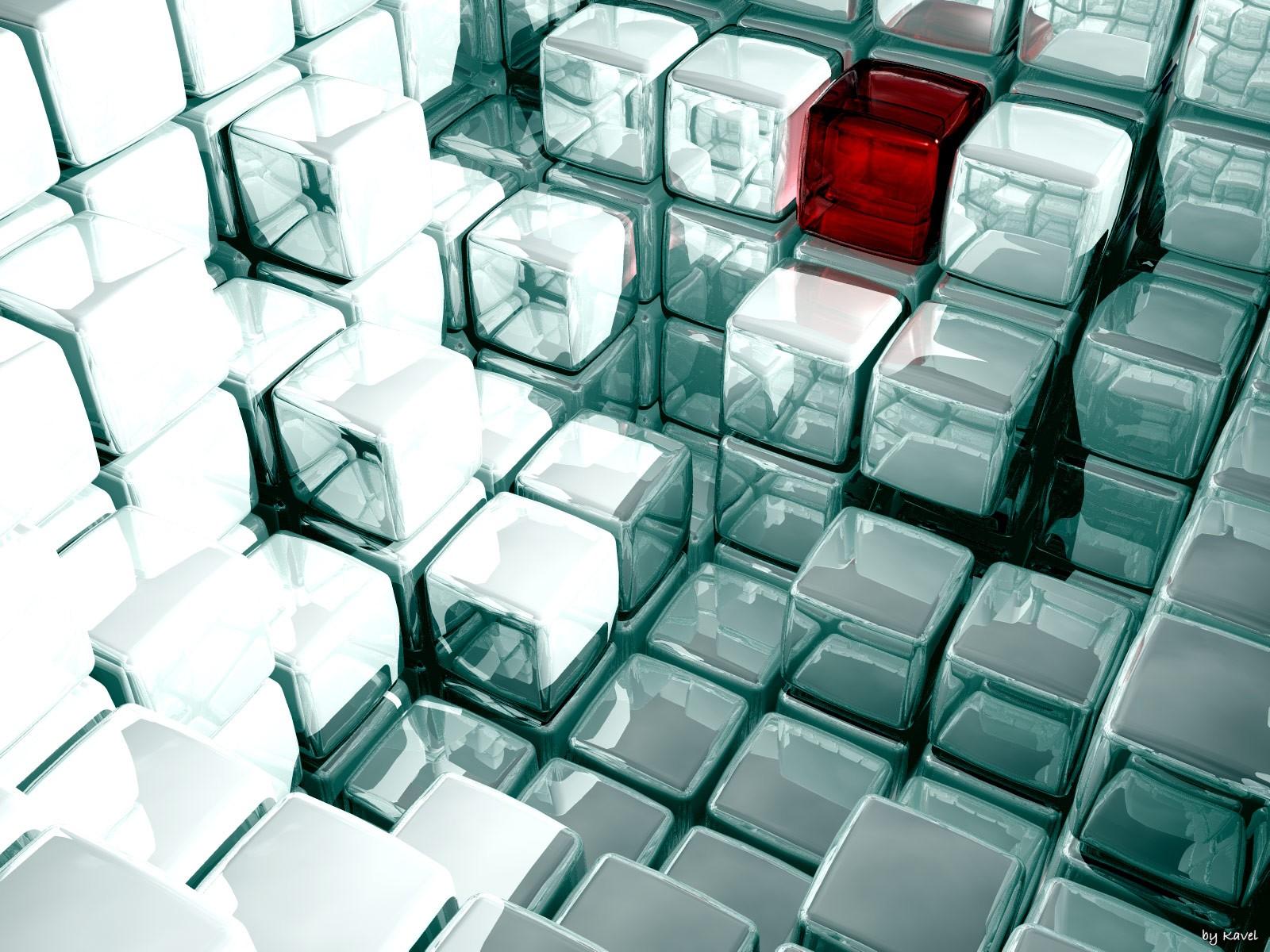 прозрачный кубик  № 2465670  скачать