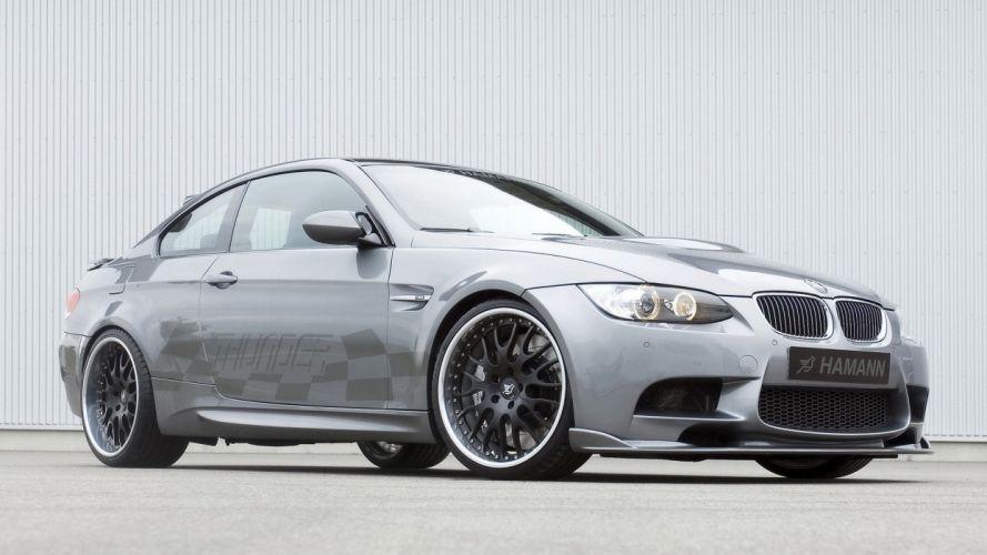BMW cars Hamann car tires wallpaper