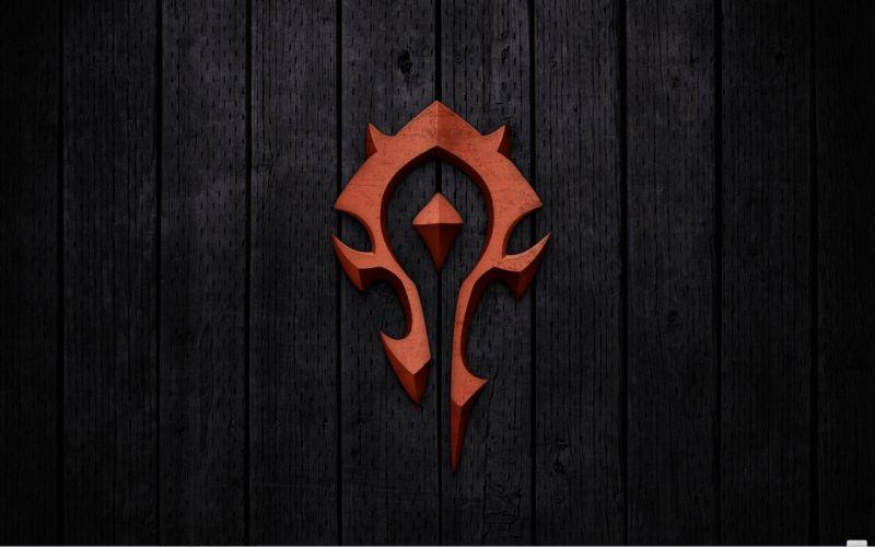World of Warcraft horde wallpaper