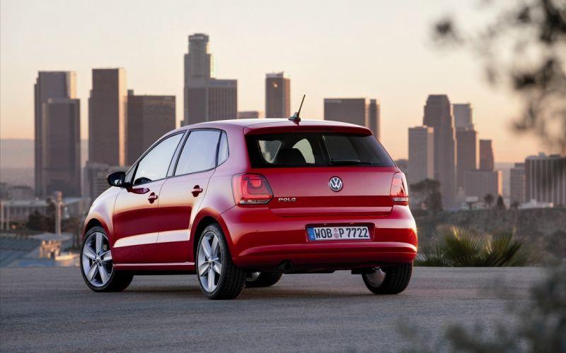 cars Volkswagen Volkswagen Polo wallpaper