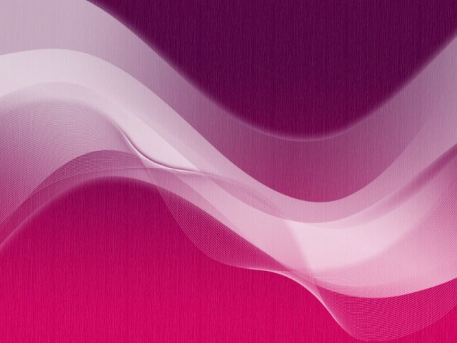 abstract white pink waves wallpaper