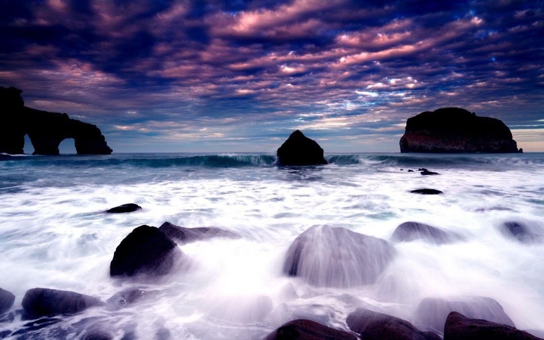 nature sea wallpaper