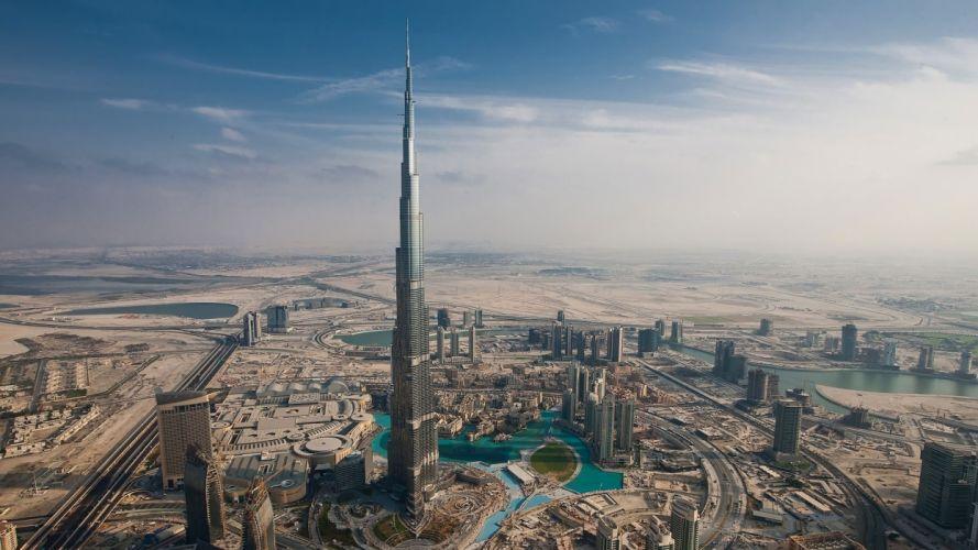 Dubai Burj Khalifa wallpaper