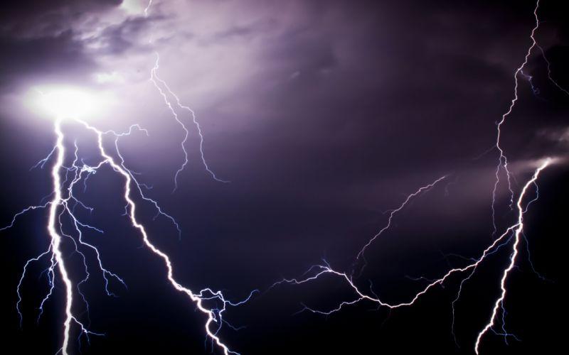 storm HDR photography lightning wallpaper