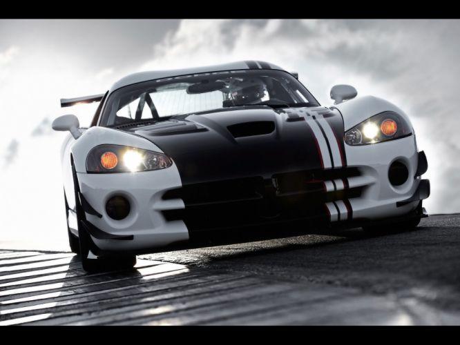 Dodge Viper ACR wallpaper