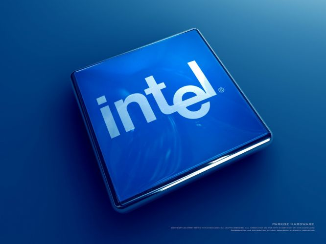 Intel brands logos companies wallpaper
