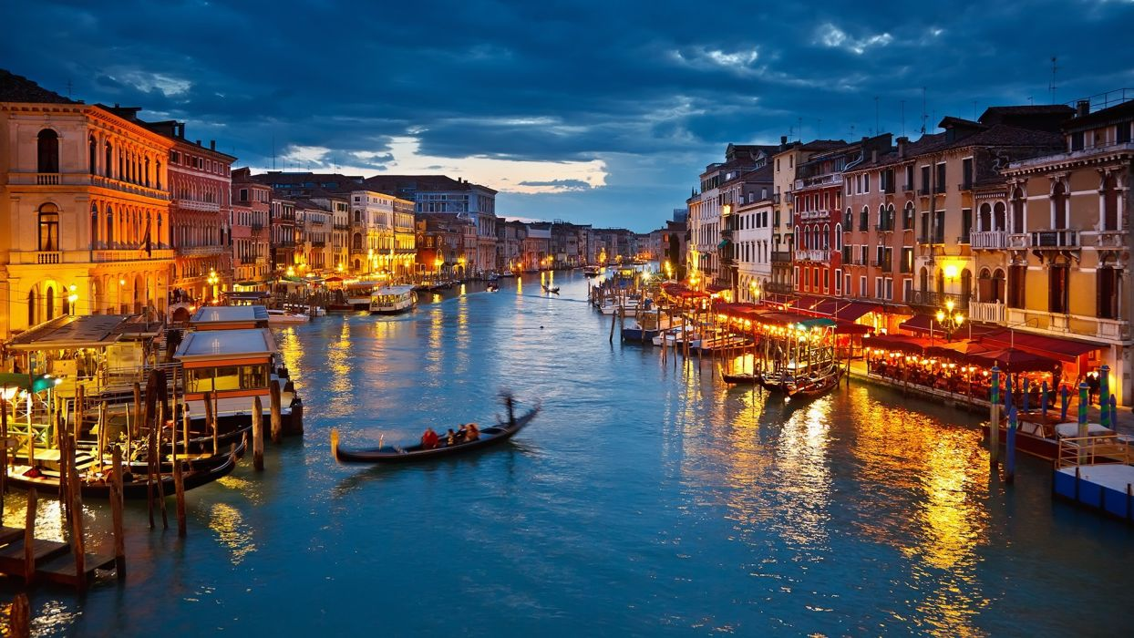 landscapes cityscapes architecture Venice wallpaper