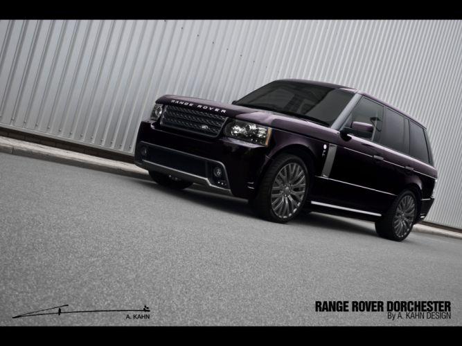 design Range Rover Vogue magazine wallpaper