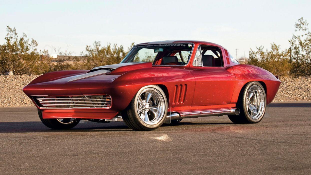 cars widescreen Corvette Stingray wallpaper