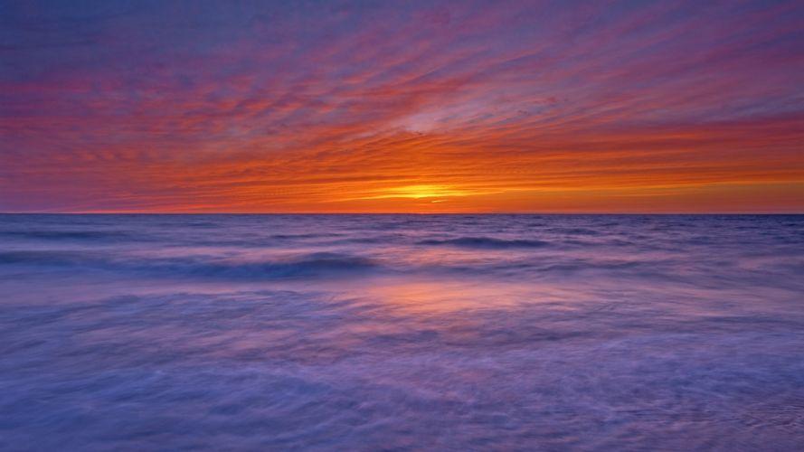 sunset grand wallpaper