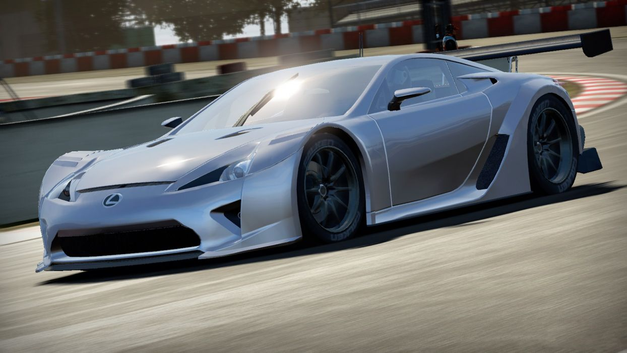 video games cars Lexus LFA games Need For Speed Shift 2: Unleashed jdm pc games wallpaper