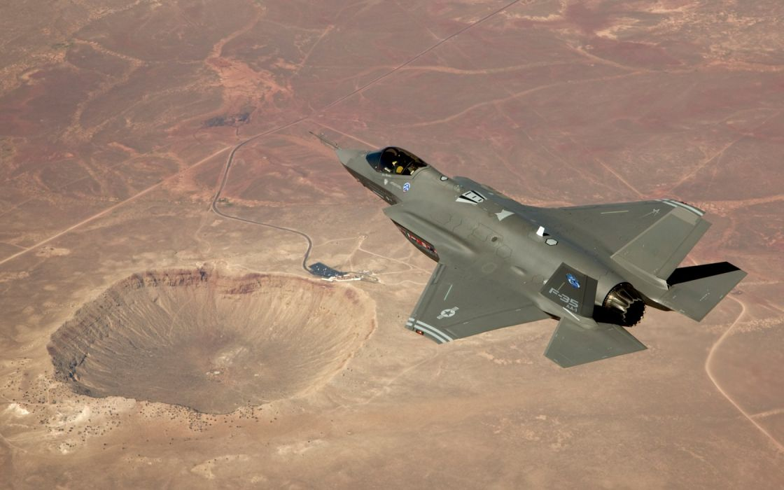 aircraft military Joint Strike Fighter planes F-35 Lightning II wallpaper