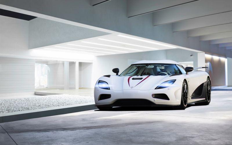 cars vehicles Koenigsegg Agera R wallpaper